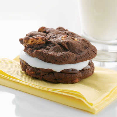 """I Want S'More!"" Cookies"