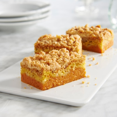 Pumpkin Dessert Squares Yellow Cake Mix