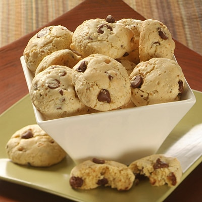 Chocolate Chip Cookie Bites
