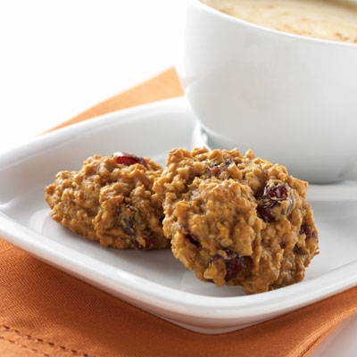"""Pumpkin Perfect"" Oatmeal Cookies"