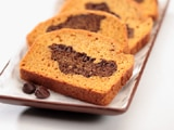 Pumpkin-Chocolate Quick Bread
