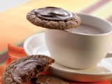 Chocolate Caliente Cookies