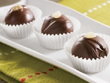 Gingerbread Cookie Truffles