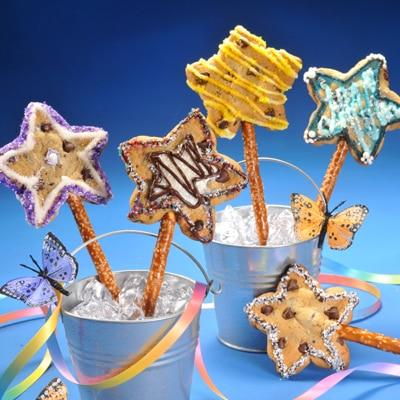 Magical Cookie Wands