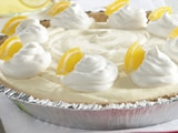 Frozen Lemonade Pie
