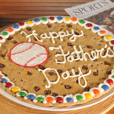 """Happy Father's Day!"" One Big Cookie"
