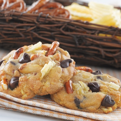 Sweet & Salty NESTLÉ® Toll House® Cookies
