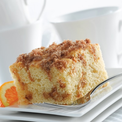 Cinnamon Sugar Coffee Cake Recipe | Meals.com