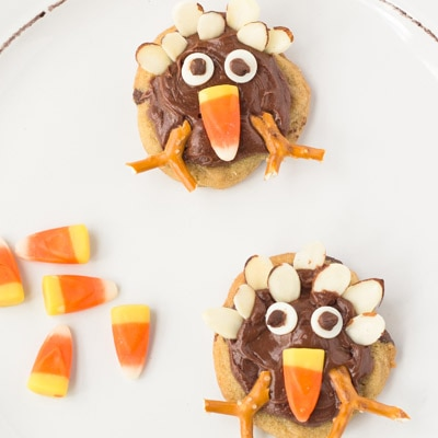 Thanksgiving Turkey Cookies Nestl Eacute Very Best Baking