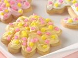 Easy Springtime Sugar Cookies