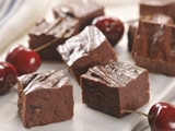 <b>Dark Chocolate</b> Cherry Fudge - Very Best Baking