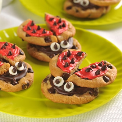 Chocolate Chip Ladybugs