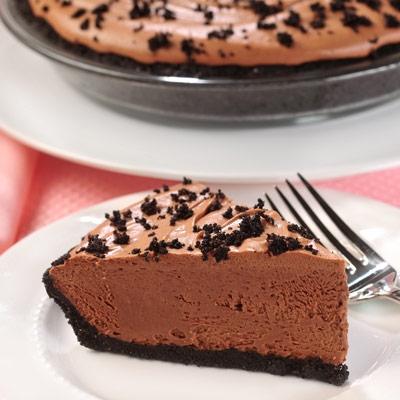 Chocolate Mousse Pie | NESTLÉ® Very Best Baking