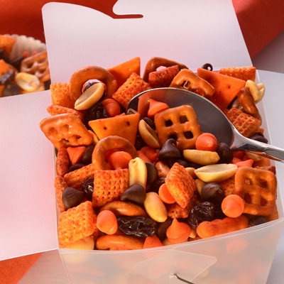 """Not for the Faint of Heart"" Spicy Halloween Party Mix"