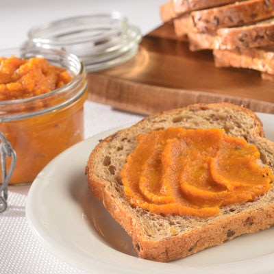 Orange & Ginger Pumpkin Butter