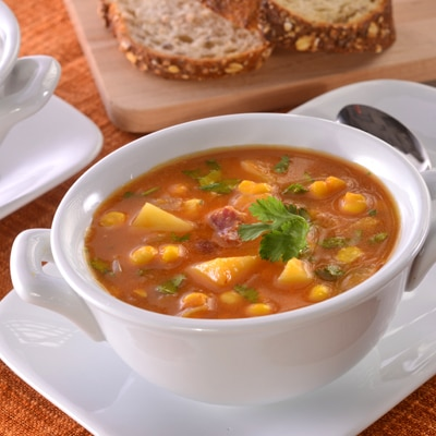 Libby's® Spicy Pumpkin Corn Chowder
