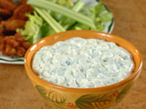 Svelte Blue Cheese Dressing and Dip