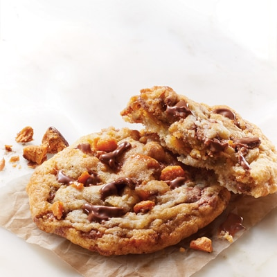 BUTTERFINGER® Baking Bits Cookies
