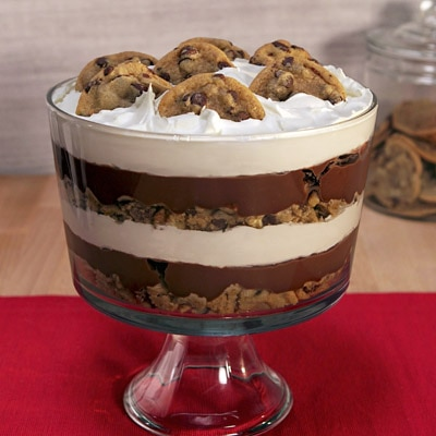 Chocolate Cookie Trifle