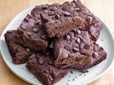 Allergen-Free* Chocolate Brownies