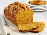 Old-Fashioned Pumpkin Nut Loaf Bread