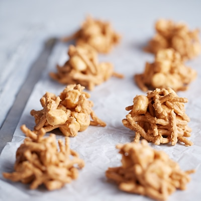 Butterscotch Haystacks... House Special Chow Mein Recipe