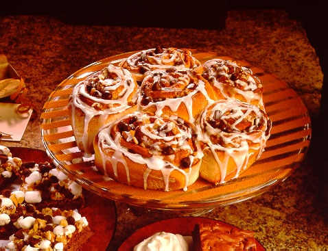Colossal Chocolate Cinnamon Rolls