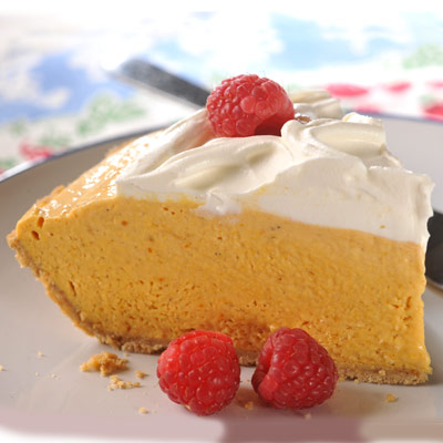 Easy Pumpkin Cream Pie Recipe | Meals.com