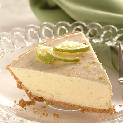 Creamy Frozen Lime Pie