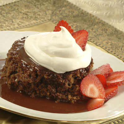 Warm Mocha Pudding Cake Recipe | Meals.com