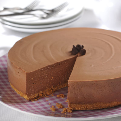 Easy Elegant No-Bake Cheesecake