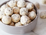 Mini Chip Snowball Cookies