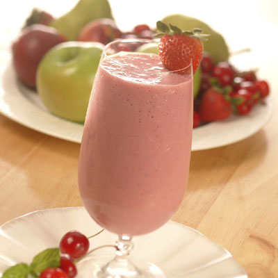 Creamy Fruit Smoothie