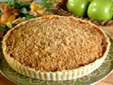Apple Butterscotch Tart