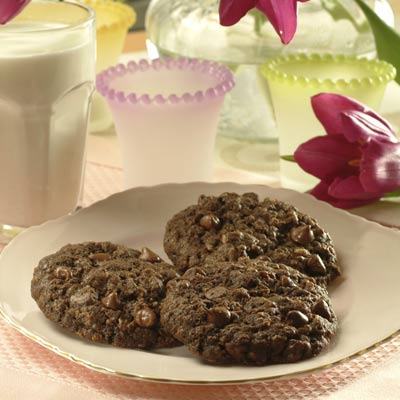 Chocolate Oatmeal Chippers