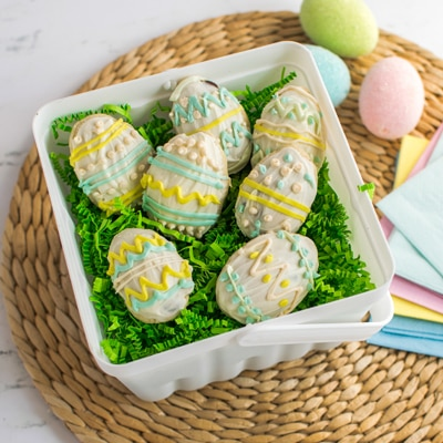 Egg-Ceptional Easter Cookies recipe