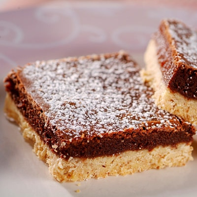 Chocolate Cinnamon Nut Bars