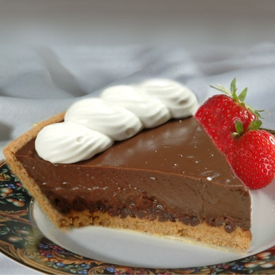 Chocolate-Peanut Butter Mud Pie