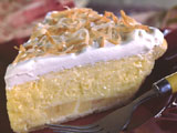 Easy Coconut Banana Cream Pie