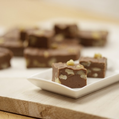 Famous Milk Chocolate Fudge