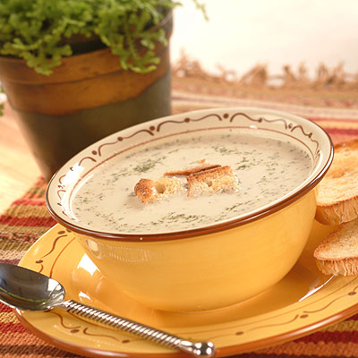 Quick Creamy Potato Soup