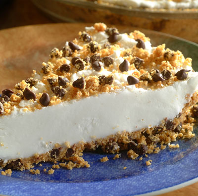 Mini Morsel Ice Cream Pie