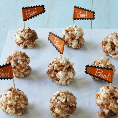 Butterfinger Popcorn Balls | NESTLÉ® Very Best Baking