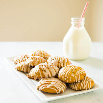 4f5b98153e Old-Fashioned Soft Pumpkin Cookies